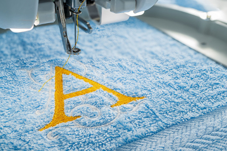 vezenje na tekstil